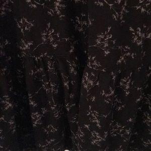 Old Navy Tops - Peplum Hem Casual Shirt